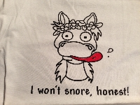 I DONT SNORE